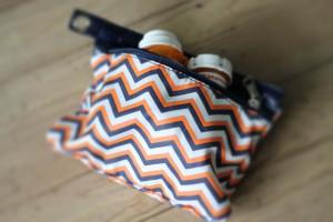 drugs in zip pouch