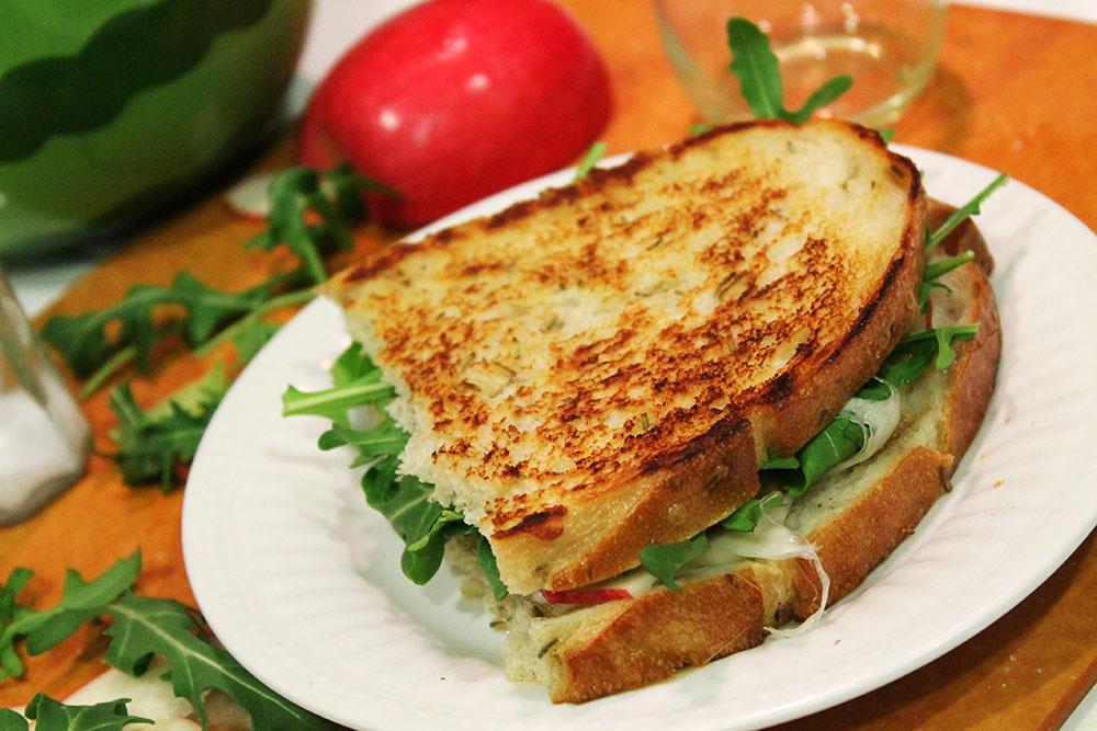 Low Histamine Diet Panini