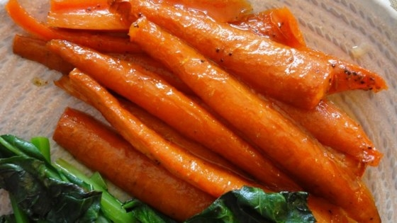 Low Histamine Honey Roasted Carrots