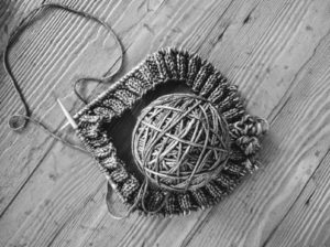 knitting in the round
