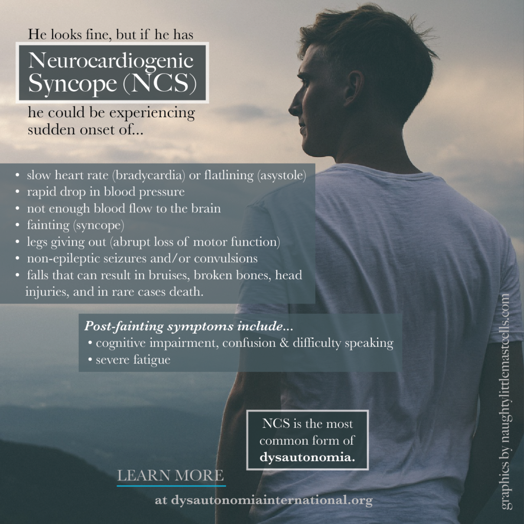 Neurocardiogenic Syncope is the most common form of dysautonomia.