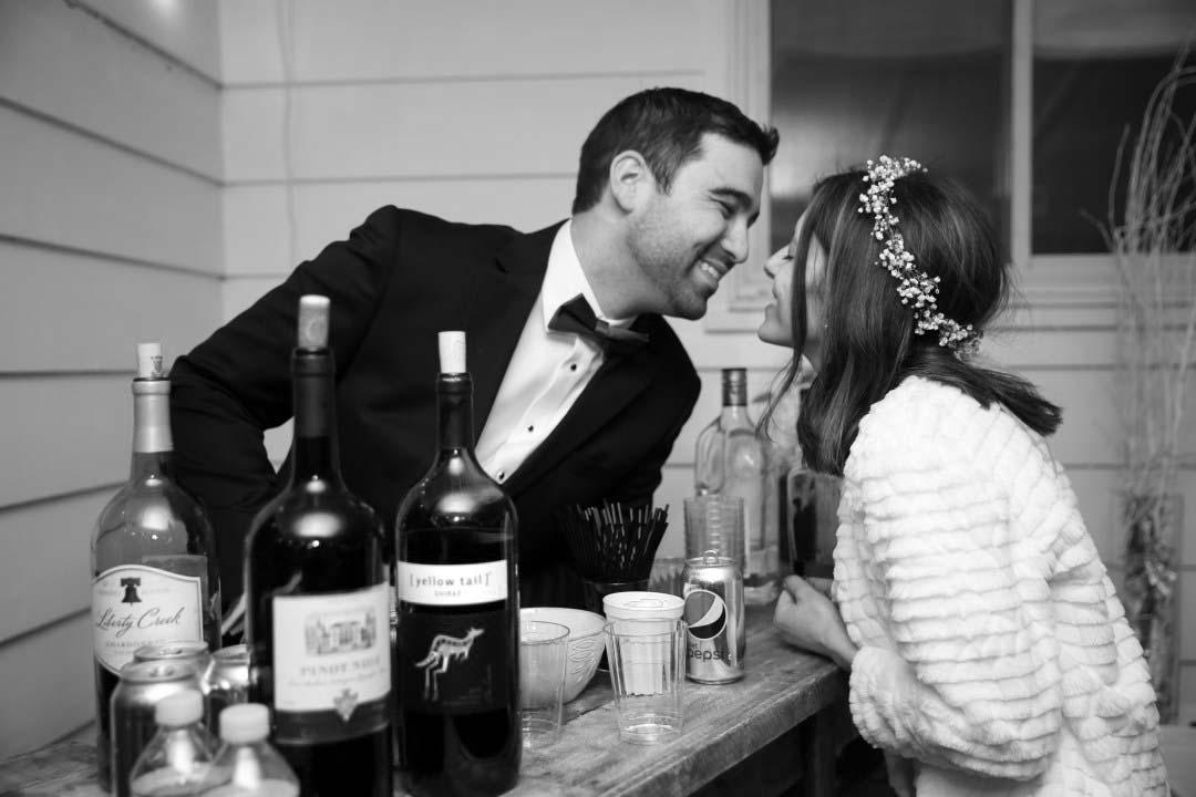 Nicole and Danny's Surprise Wedding